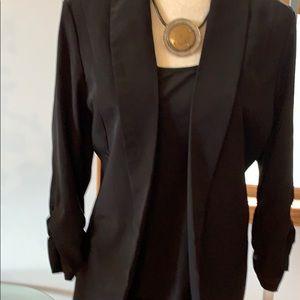 🖤Alfani tuxedo style black jacket